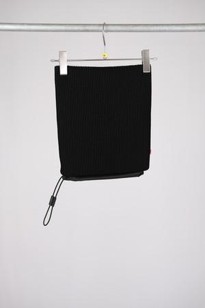 【AL】SHOULDER BAG - black(nylon)