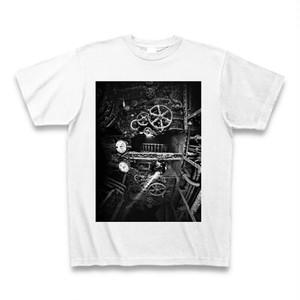 Tシャツ「りおで志゛やねろ丸 機関室」