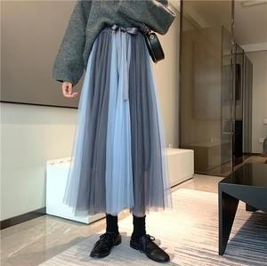チュールスカート  WS6