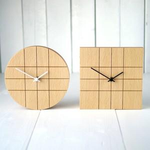 LINED CLOCK/ラインドクロック