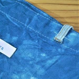 藍染こば屋 / 藍染のサコッシュ