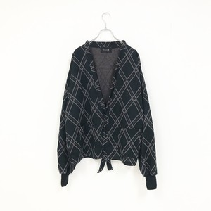 BIAS CHECK CARDIGAN(BLACK)