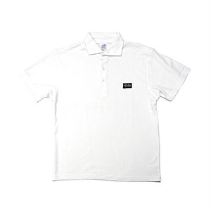 scar /////// BLOOD S/S POLO (White)