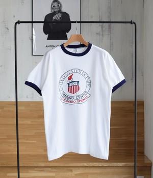 VINTAGE 70s CHAMPION RINGER T-shirt