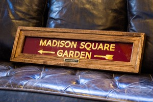 NYC Subway Sign – MADISON SQUARE –