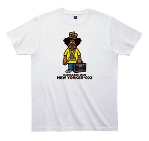 《山本周司Tシャツ》TY003/ RADICASSE MAN