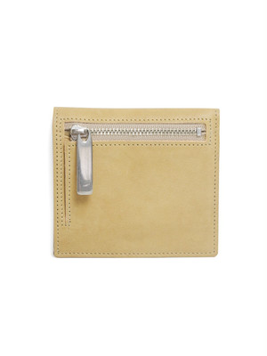 Leather wallet 'compact' コンパクトウォレット 182AWA06