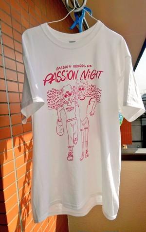 PASSiON RECORDS × ささきなそ new t-shirt