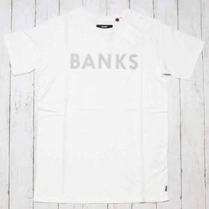 [メール便対応] BANKS バンクス CLASSIC TEE WTS0153