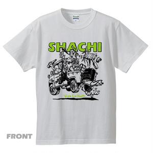 【在庫限り】Viva La YouthツアーTシャツ(白)