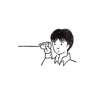 イトデンワ / 男子 Yarn phone / boy