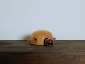 お風呂で遊べる木のおもちゃ かめ②