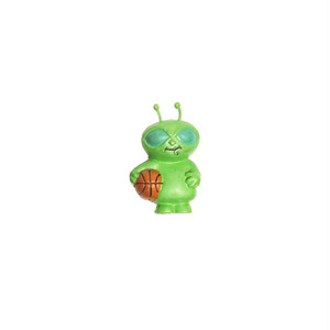Alien Basketball Mini Toy