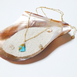 Slice Turquoise Necklace