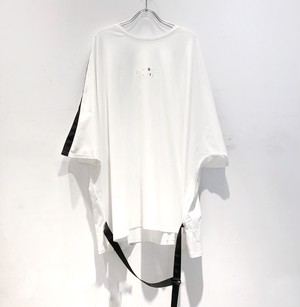 【配送開始】keisukeyoneda out of..emboss tape tee