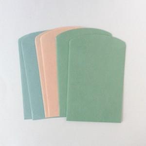ペロンチョベロの紙袋 緑MIX