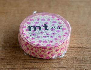 mt ex ピンク花 [MTEX1P118]