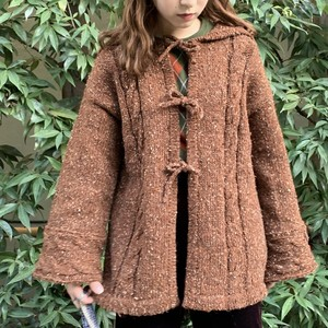 (LOOK) foodie knit outer
