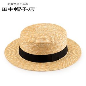 田中帽子店 カンカン帽 マラン・ジー