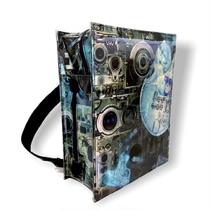 3D Xレイ リュックサック 3D X-RAY Diddley Rucksack [sinz]