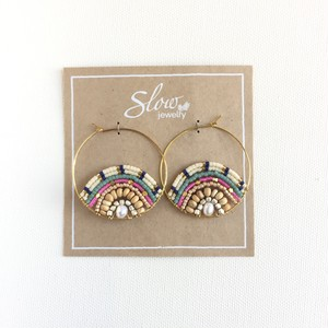 【Slow jewelry】ピアス P-1-1