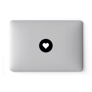 SkinAT ハート MacBook専用デザインスキンシール ステッカー