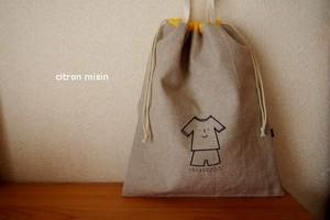 体操服袋(黄)