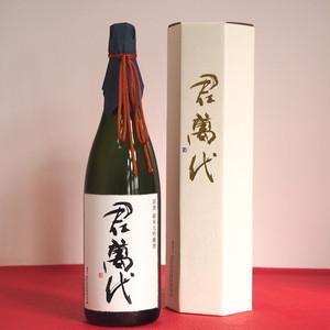 純米大吟醸酒 1.8ℓ