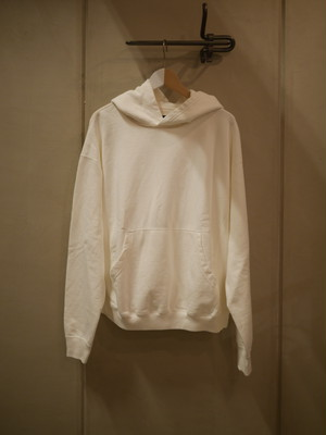 THE UNION / TAPE HOODY (WHITE)