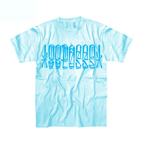 88POSSE T-SHIRTS(LIGHT BLUE×SKY BLUE)