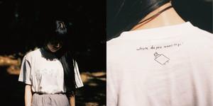 進化Tシャツ