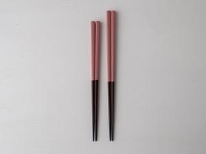 色箸 ピンク