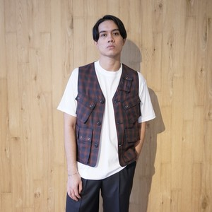 COLONY CLOTHING / EXPEDITION VEST / CC21-JK09