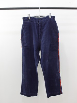 Vintage 50's US Army Line Denim