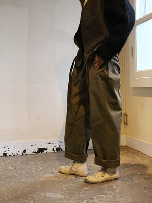 50s French military pants