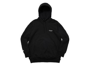 WHIMSY (ウィムジー) / EVERYWHERE PULLOVER -BLACK-