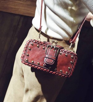 【accessories】Retro fashion design shoulder bag