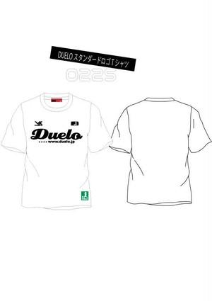 0225 スタンダード ロゴ プラTシャツ ホワイト(予約販売商品)※ご注文後約3週間後に発送商品※