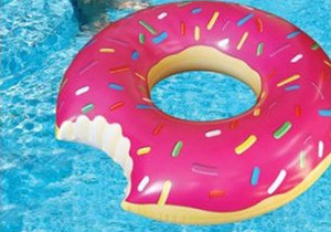 Donut Pool Float   8%OFF!!