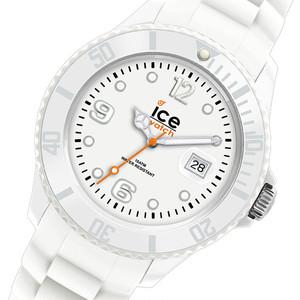 アイスウォッチ フォーエバー クオーツ レディース 腕時計 SI.WE.S.S.09 ホワイト 000124 ホワイト