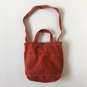 コットントートバッグ ダークレッド|Cotton Tote Bag Dark Red