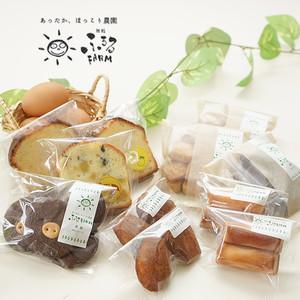 ふるるファーム 手作り焼き菓子7種セット