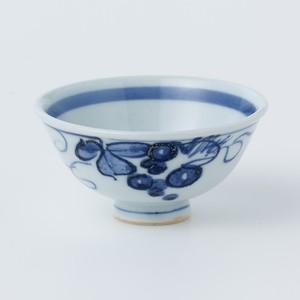 茶碗(ぶどう)