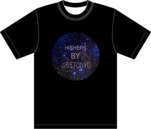 <受注生産><2017新作>cosmic Tee_blue S〜XXL