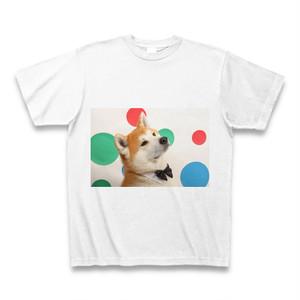 秋田犬はやちゃん オリジナルTシャツ①