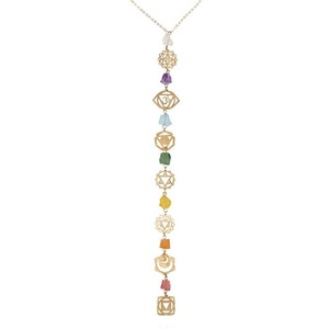 Ariana Ost Chakra Necklace チャクラネックレス