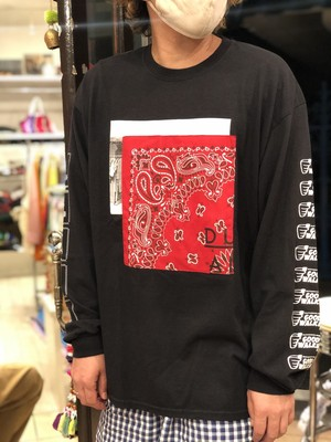 【remade:DUST AND ROCKS】GW×DAR Long Sleeve T-shirts designed by Kotaro Furuichi