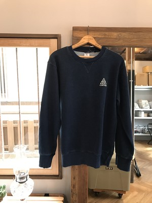 INDIGO SWEAT CREW