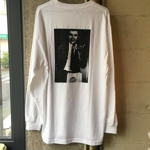 "POST NO BILLS""LARDER COLLABORATION""ロングスリーブTシャツ"