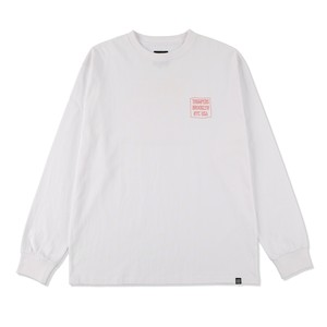 HANDWRITING LOGO L/S TEE  [TH0A-10-8]